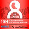 Mobilização no Centro de Feira de Santana vai marcar o Dia Intern...